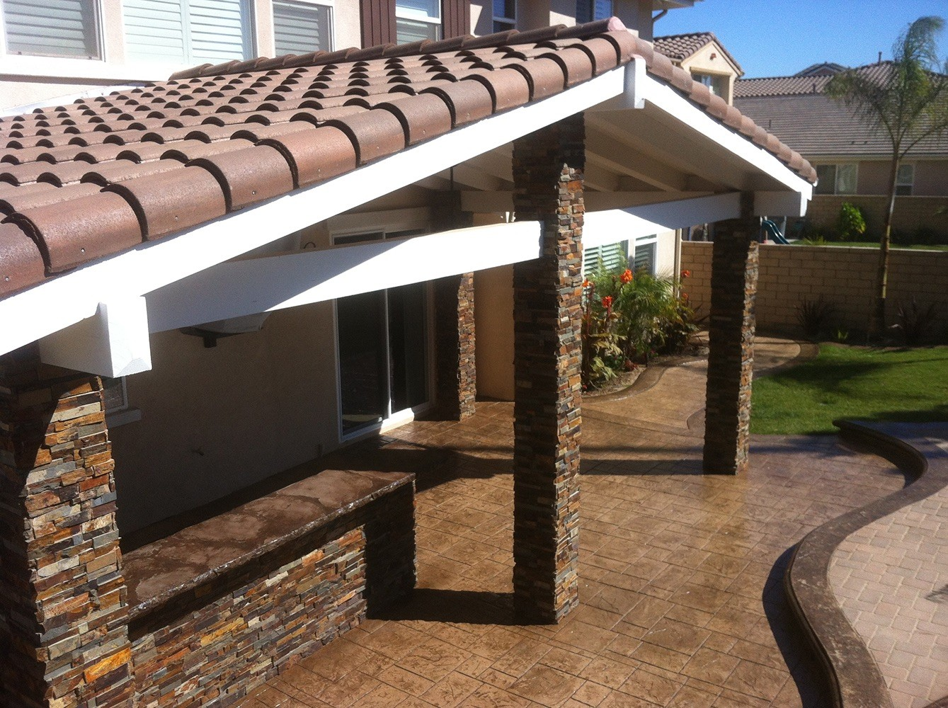 Patio Covers-Wellington Pool Screen Enclosure Installation and Repairs-We do screen enclosures, patios, pool screens, fences, aluminum roofs, professional screen building, Pool Screen Enclosures, Patio Screen Enclosures, Fences & Gates, Storm Shutters, Decks, Balconies & Railings, Installation, Repairs, and more