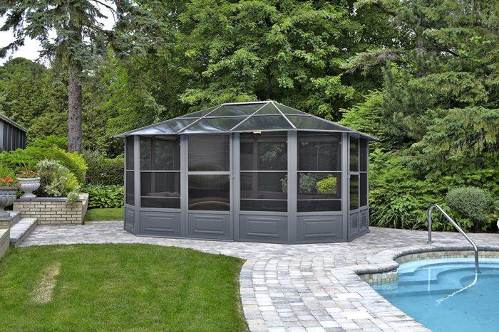 Solarium-Wellington Pool Screen Enclosure Installation and Repairs-We do screen enclosures, patios,poolscreens, fences, aluminum roofs, professional screen building, Pool Screen Enclosures, Patio Screen Enclosures, Fences & Gates, Storm Shutters, Decks, Balconies & Railings, Installation, Repairs, and more