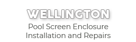 Wellington Pool Screen Enclosure Installation and Repairs-new logo
